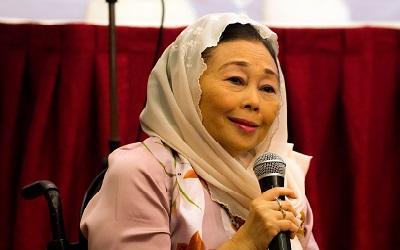 Biografi Dr. Dra. Hj. Sinta Nuriyah Wahid., M.Hum