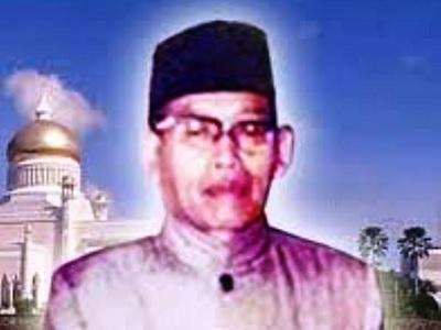 Biografi KH Ahmad Umar Abdul Mannan Mangkuyudan