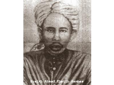 Biografi Syekh Ahmad Khatib Sambas